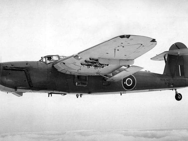 The Fairey Barracuda: A modern bomber for the Royal Navy