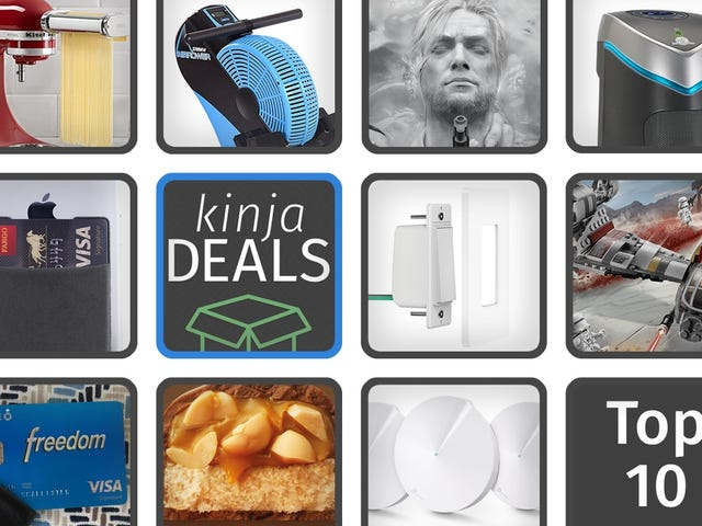 The 10 Best Deals of January 18, 2018
