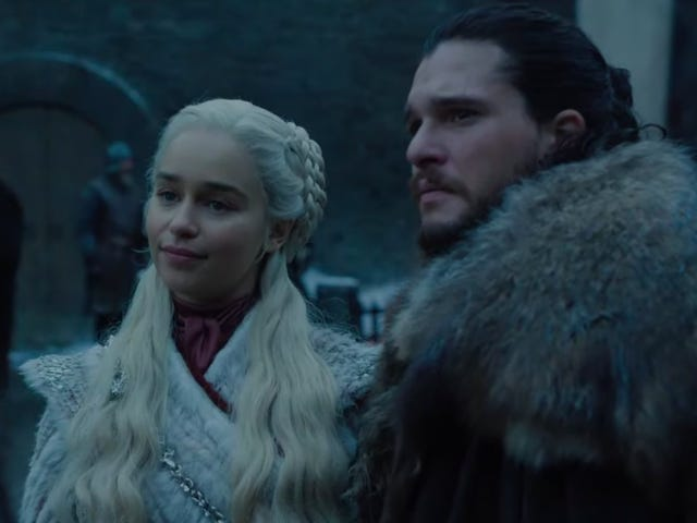 HBO rings in 2019 with new footage of Game Of Thrones, Big Little Lies, and Watchmen