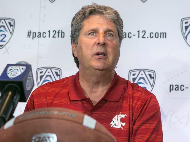 Washington State planer at tvinge eleverne til at bail out Broke Athletics Department