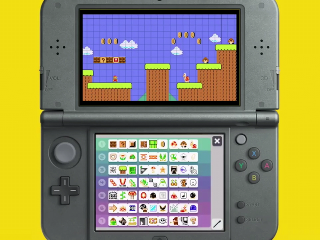 SuperMario MakerReleasing On 3DS In December With Some Feature Limitations