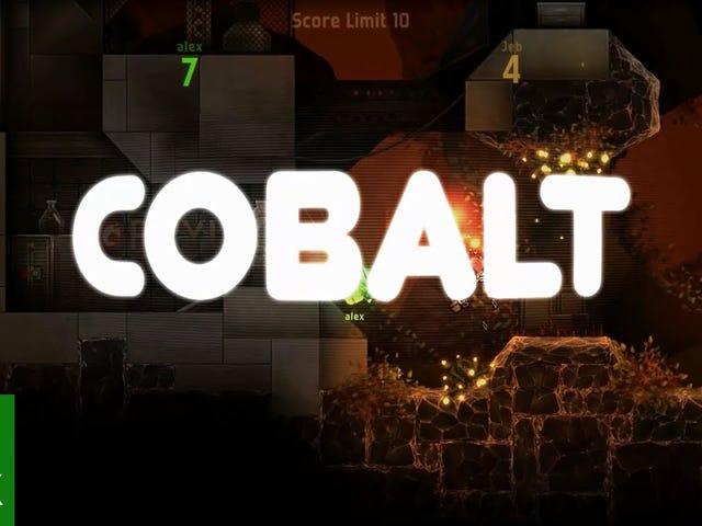 Cobalt er en ny julegave til Xbox One de los creadores de Minecraft