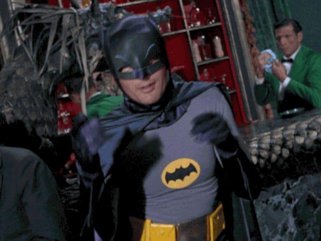 Adam West en Burt Ward zullen sterren in een geanimeerde Batman-film uit 1966-stijl