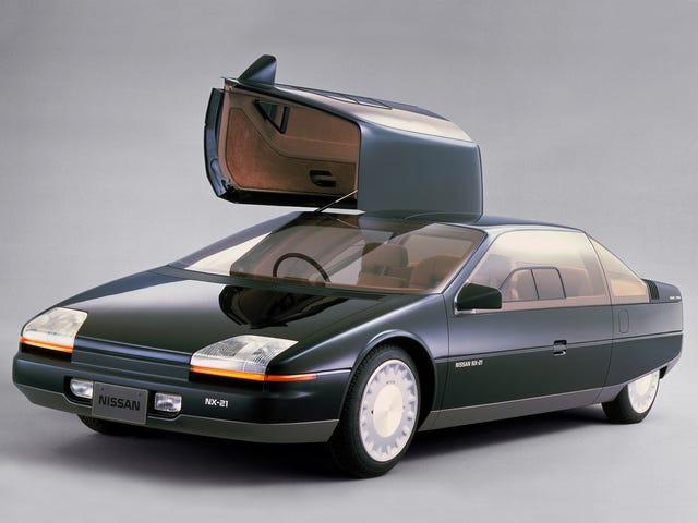 Jeg vil gerne eksistere i en verden, der er populeret helt af japanske konceptbiler fra 80'erne