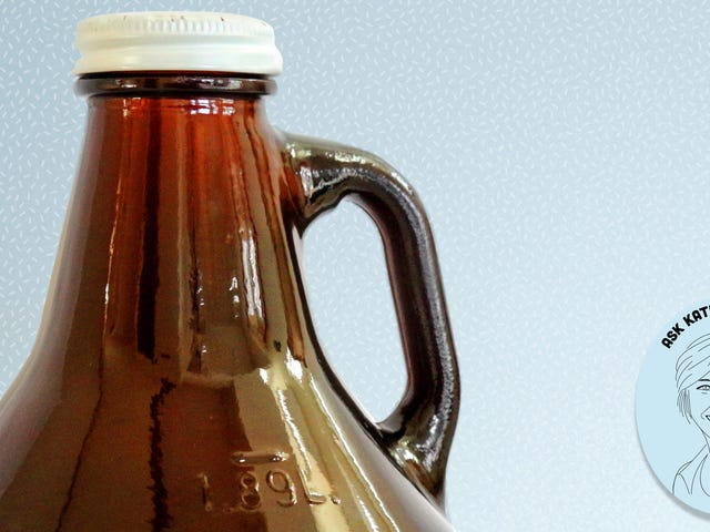 Ask Kate About Beer: How long do growlers and crowlers stay fresh?