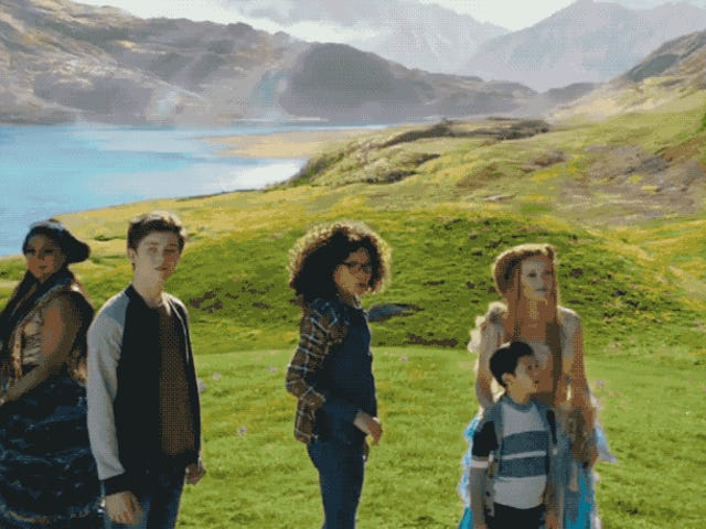 It's a Big, Big World(s) out There in This Splendorous New Trailer for A Wrinkle in Time