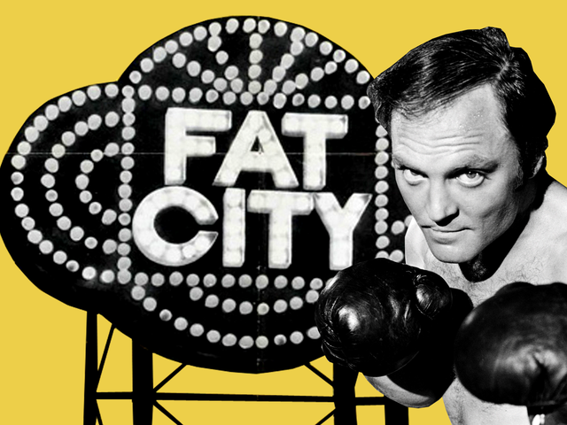 A Day On The Set Of Fat City, John Huston's Cult Classic