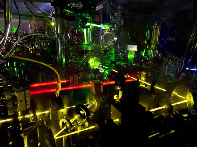 Scientists Build Atomic Clocks Accurate Enough to Measure Changes in Spacetime Itself