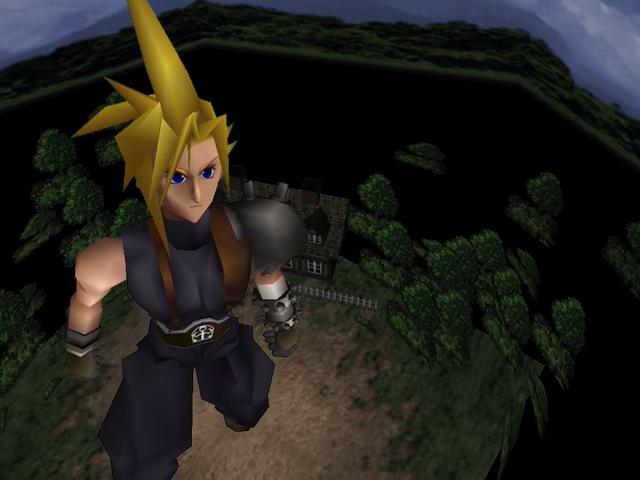 En nærmere kig på <i>Final Fantasy VII</i> s Battle Cinematics