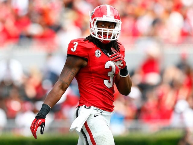 NCAA Punishes Todd Gurley, Still Thinks It's An Actual Court Of Law