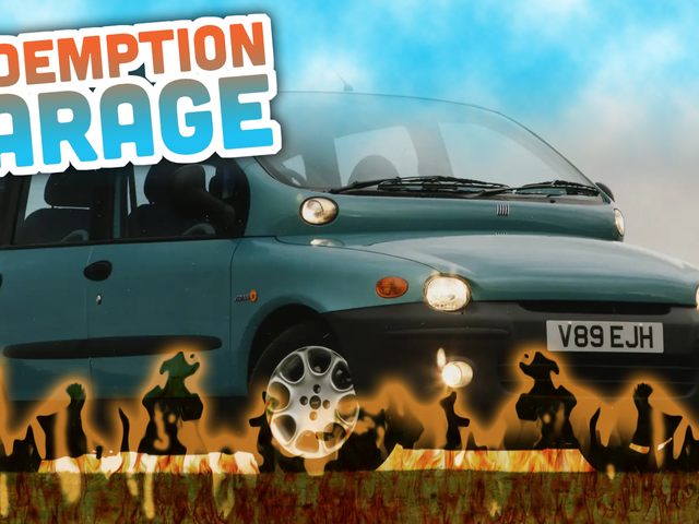 The Fiat Multipla: It's Not Ugly, You're Ugly