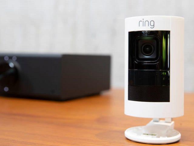 ¿Qué propietario de un dispositivo de vigilancia Lucky tiene imágenes del CEO de Ring llorando?