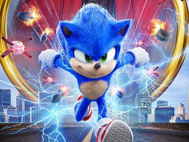 O filme Sonic The Hedgehog é um pouco estranho, mas muito bom