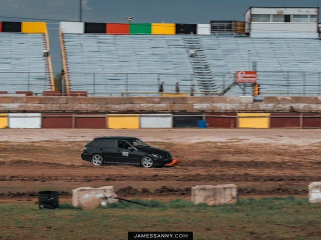 First Rallycross in the Sportcross!