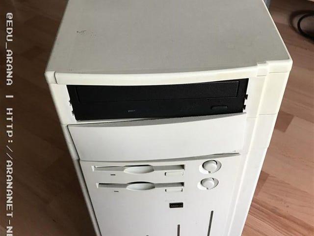 Restaurando un Amiga 1200 + Blizzard 1220
