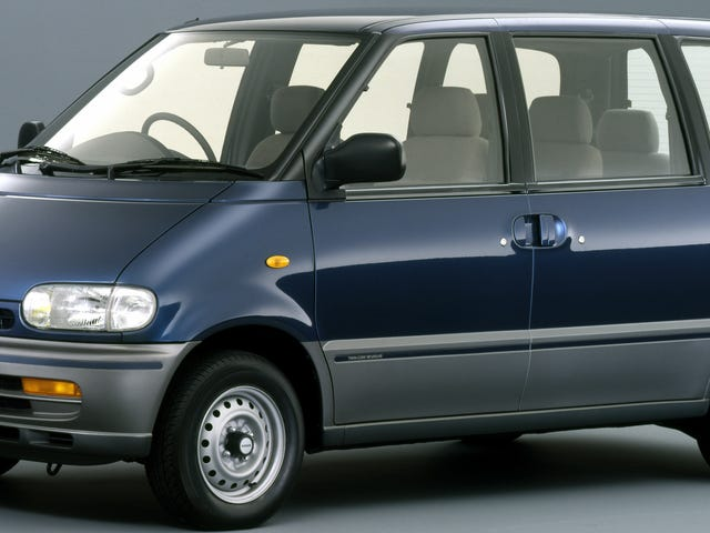 Nissan Made A Mid Engine Van And Now I Need One