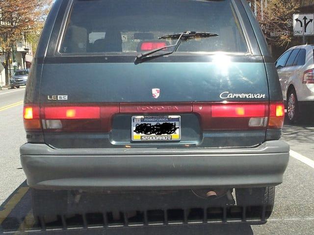 Ladies and Gentlemen, meet the Carreravan!