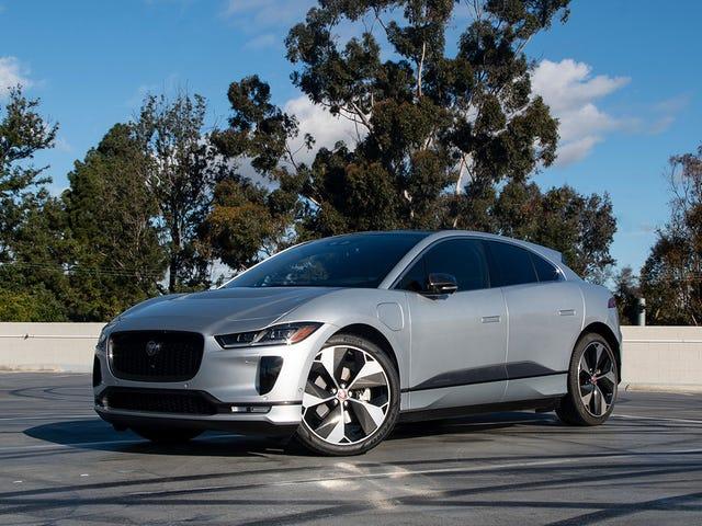 Jaguar ชมการหยุดผลิตของ i-Pace เมื่อขาดแคลนแบตเตอรี่: รายงาน