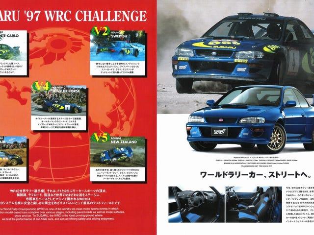 Комментарий дня: издание Nerdy Subaru Impreza Factoid