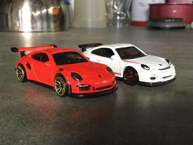 Rennsport Reunion: 997.2 & 991 GT3RS