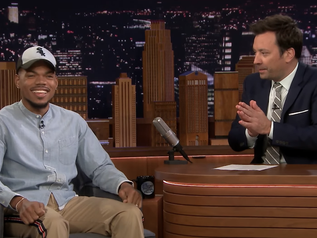 Chance the Rapper Reveals Title, Release Date of Debut 'Owbum' on The Tonight Show With Jimmy Fallon