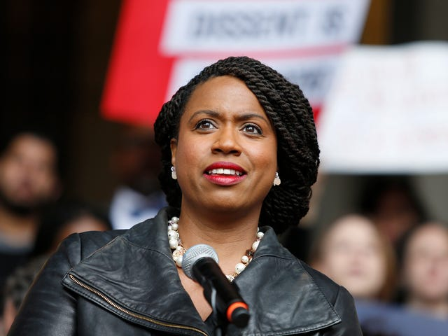 Ayanna Pressley Opposes Increased ICE Funding: 'They've Proven Themselves Corrupt'