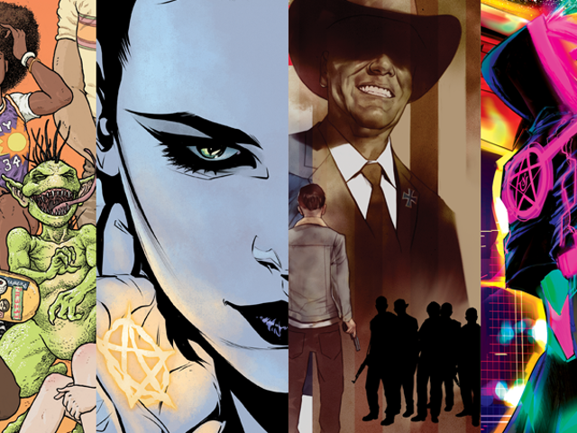 DC Comics Is Relaunching Vertigo With Seven New Series