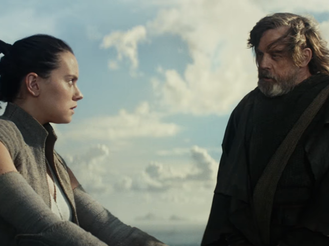 Star Wars: The Last Jedi's Home Release Includes Rian Johnson Explaining the Bonus Features