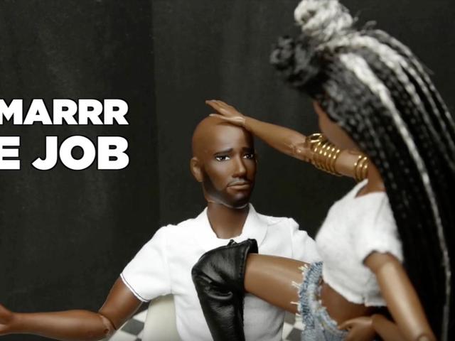 """Miałeś """"Jedną pracę"""": hipnotyzujące wydanie rosnącego artysty TeaMarrr zakłóca domek dla lalek"""