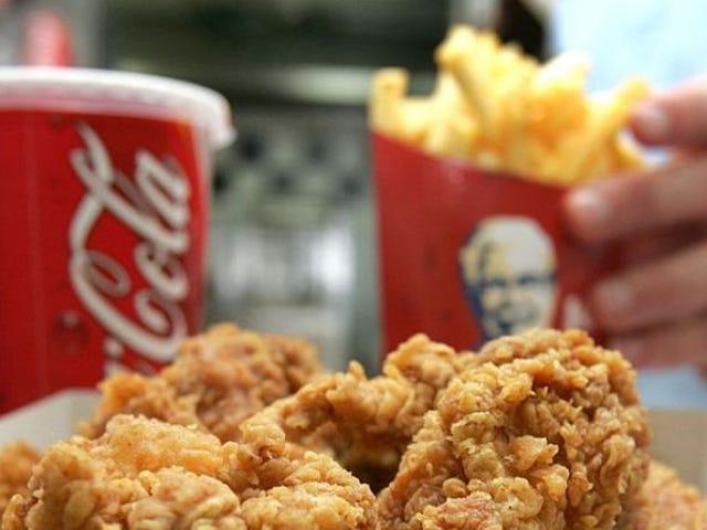 Ang lihim na resipe ng KFC ay maaaring hindi na lihim