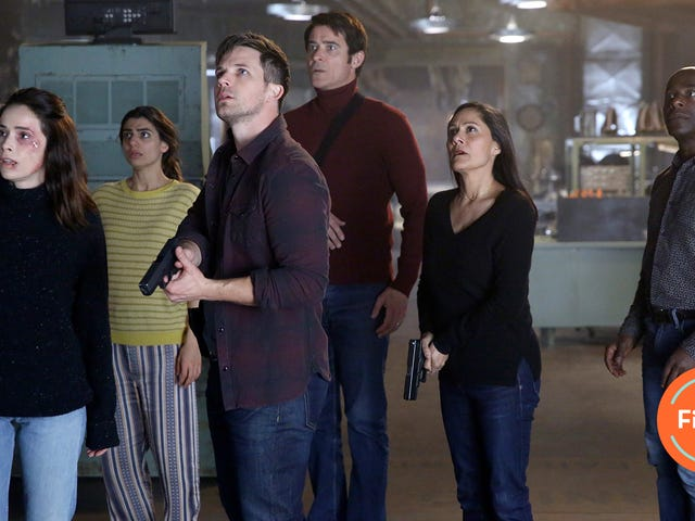 Timeless ends its season with a finale so good, it can't be cancelled… right?