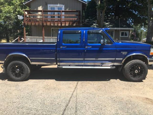 Ridiculous Diesels: A REAL '97 7.3l Powerstroke