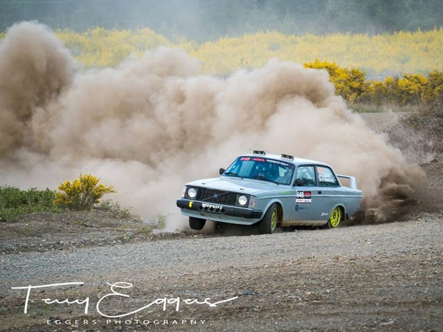 Photos de rallye du jour