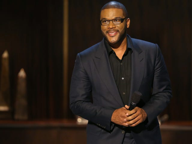 Tyler Perry Expecting Human Baby: Written, Directed, Produced By And Starring Tyler Perry