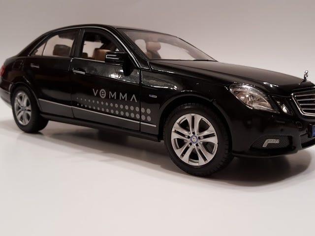 Krzyżacki wtorek w środę: Maisto Mercedes klasy E (W212)