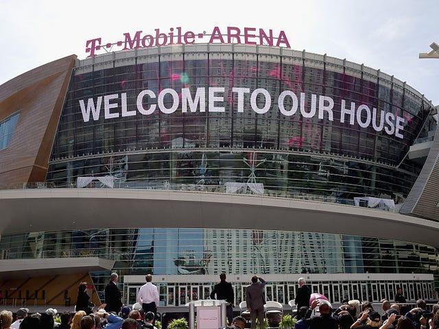 Las Vegas NHL-teamet kommer ikke til å bli forferdelig