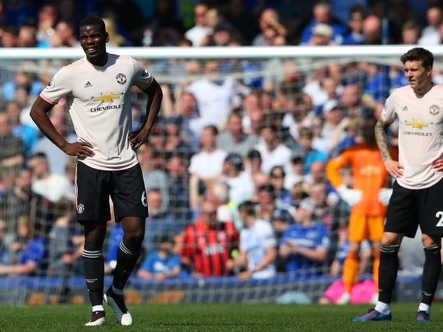 Kailangan ng Manchester United Ang Isang Kumpletong Pag-angat ng Mukha Upang Muli Na Bumangon