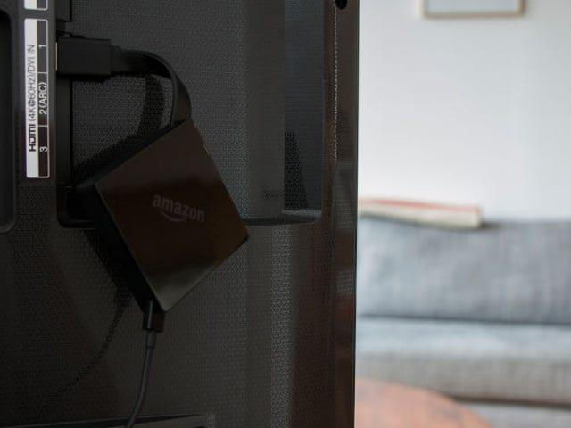 Cómo controlar su TV de fuego con los comandos de voz de Alexa