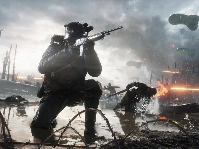 One Year In, Battlefield 1Is Still Going Strong