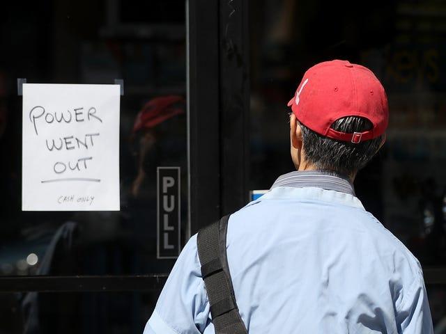 PG & E Boleh Menghidupkan Kekuatan Lagi Sekali Seperti California Menghadapi Cuaca Liar [Dikemaskini]