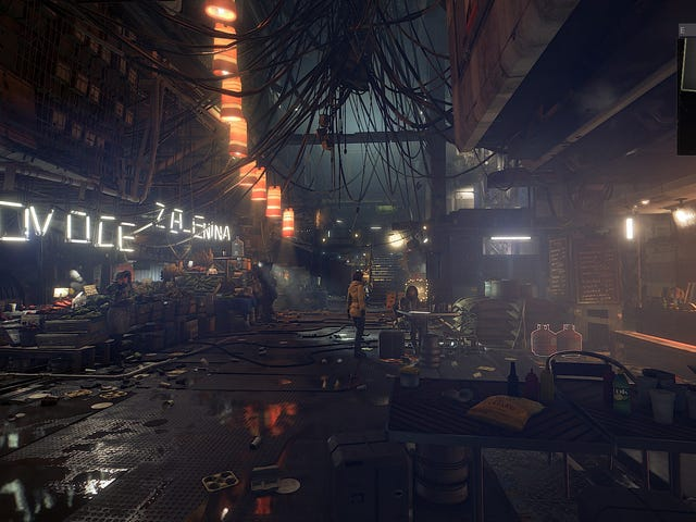 Deus Ex: Mankind Divided Corrupted My Saves