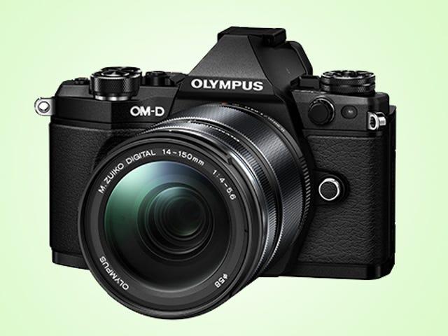 Olympus E-M5 Mark II: Whoa, 40 mégapixels en photos