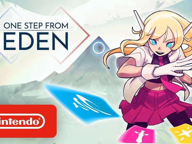One Step From Eden is a strategy deck building game coming to Switch and PC on March 26