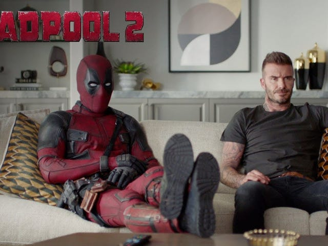 Deadpool finally apologizes to David Beckham for Boltneck