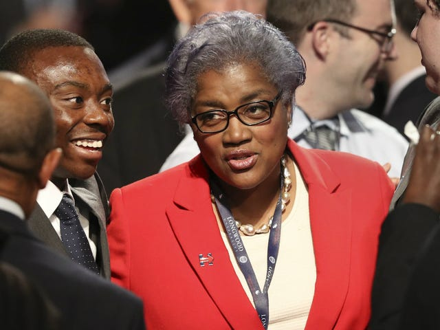 Donna Brazile Resigns From CNN After Leaked Emails Show Her Giving Clinton Debate Questions in Advance