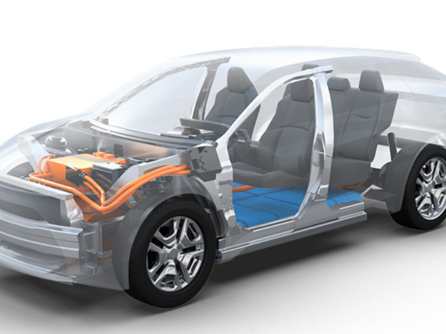 Inilah Pandangan Pertama tentang Platform Mobil Listrik Masa Depan Toyota dan Subaru