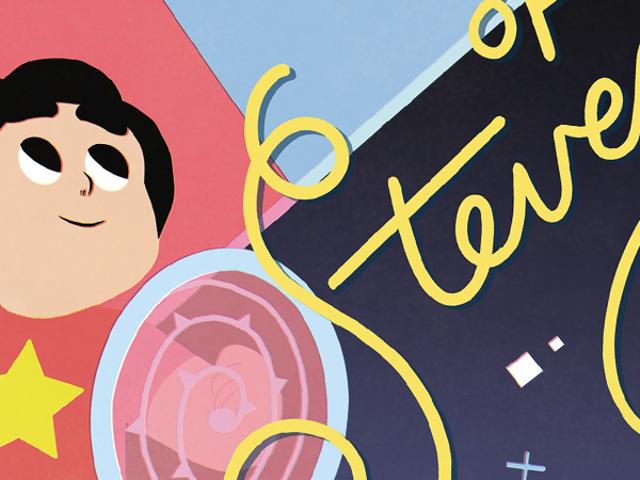 Το Storybook του Νέου Steven Universe πρέπει να γίνει πιστευτό