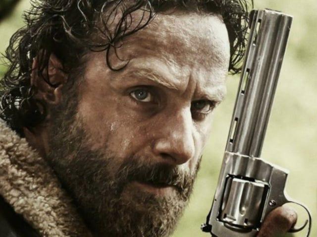 O filme Walking Dead de Rick expandirá enormemente o mundo da série Zombie
