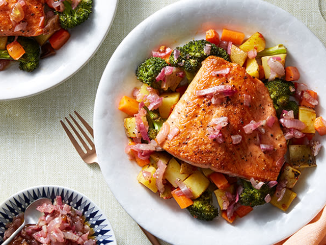 Get $30 Off One Week of Blue Apron: Fresh Ingredient & Recipe Delivery