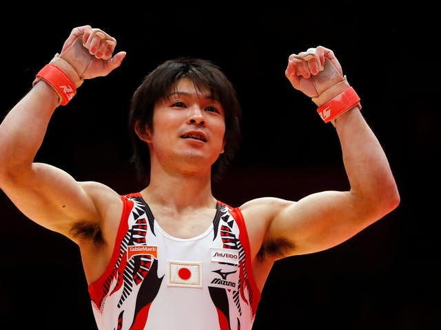 Japanese Gymnast Reportedly Racks Up $5,000 Bill Playing Pokémon Go At The Olympics